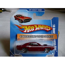 Hot Wheels (305)dodge Challenger Hemi- Collecting Toys Dolls