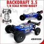 Automodelo Redcat Backdraft 3.5  Produto No Brasil