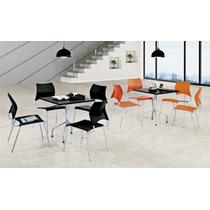 Mesa Multi-uso Com 4 Cadeiras