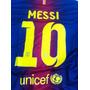 Barcelona 2013 - Messi 10 Original Nro E Nome Ofertaaaaaaaaa