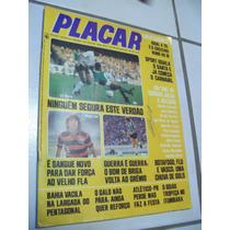 Placar Nº 379: Poster Zico - Cruzeiro - Bahia - Grêmio