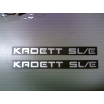 Aplique Friso Da Porta Kadett Sl/e Mmf Auto Parts