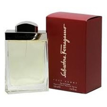 Perfume Salvatore Ferragamo Pour Homme For Men Edt 100ml