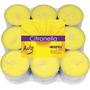 Caixa Com 18 Velas Rechauds De Citronela - Repelente Natural