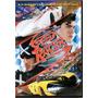 Dvd- Speed Racer - Com Adesivos Emborrachados - Frete Grátis