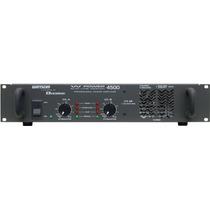 Potencia / Amplificador Ciclotron W Power 4500