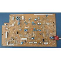Placa Principal Som System Philips Modelo Fw-m570