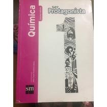 Livro Ser Protagonista - Química Volume 1 - Ensino Médio