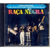 Cd Banda Raça Negra - Raça Negra - 1992
