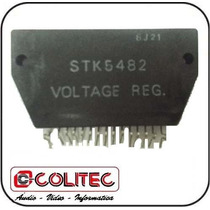 Circuito Integrado Stk 5482 Regulador De Voltage Frete Brind