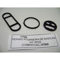 Reparo Torneira Gasolina Com 3 Pcs Para Xt 600