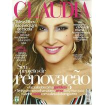 Revista Claudia 02 Ano 51 - Abril - Bonellihq Cx419
