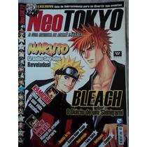Revista/mangá-neotokyo Número 41-naruto,king Of Wolves
