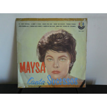 Vinil Maysa - Canta Sucessos