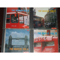 4 Cds The Beatles Coletania ( Japones Importado )