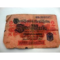 Nota 2 Marcos Alemão - 1914