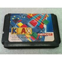 Klax Original Japonesa - Mega Drive