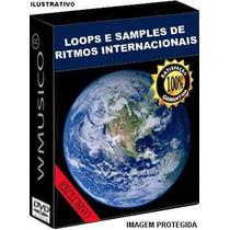 Loops De Ritmos - Internacionais Nacionais Étnicos Forró Axé