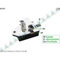 Regulador Eletronico 14v Cbt Trator 8060 - Ikro