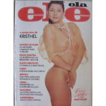 Revista Ela & Ele - Kristhel - Set. 1989 Nº. 243