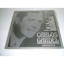 Lp Carlos Gardel - Musica Latina - Ótimo Estado - Tango