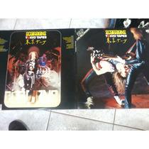Scorpions - Tokyo Tapes (duplo, Capa Dupla, Usado, Nacional)