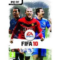 Jogo Pc Original Fifa 2010 Lacrado Frete Grátis!!!