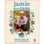 Livro Jamie Oliver Em Casa - Cozinha Culinaria Frete Gratis