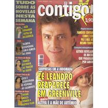 Revista Contigo - Nº 1.130 - Novelas: A Indomada / Zazá