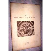 Processo Civil Romano Silvio Meira 1963