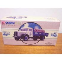 Caminhao Corgi White Rock Soda Refrigerante 1/50 Metal