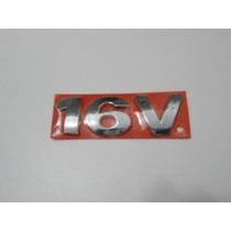 Emblema 16v Mala Geração Iii - Mmf Auto Parts