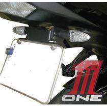 Suporte Eliminador De Rabeta Articulado Para Moto Xj6 Yamaha