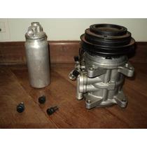 Compressor De Ar Condicionado Automotivo + Filtro Secador