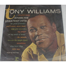 Vinil / Lp - Tony Williams - Sings His Greatest Hits
