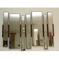 Espelho Moldura Love Para Sala De Estar E Jantar