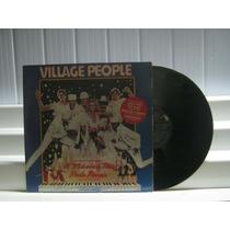 Village People (1980) - A Música Não Pode Parar - Lp Rca
