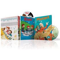 Coleção Folha Música Clássica Para Crianças