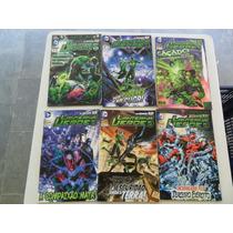 Os Novos 52! Lanterna Verde! Vários! R$ 10,00 Cada!
