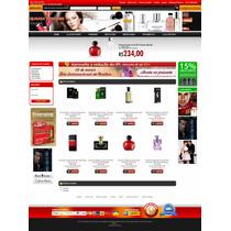 Loja De Perfumes E Cosmeticos