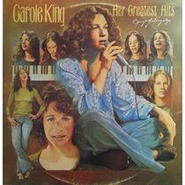 Lp Vinil - Carole King - Her Greatest Hits