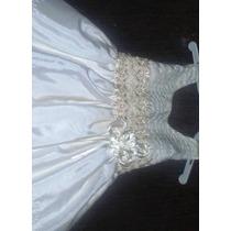 Vestido De Festa Infantil/ Batizados/casamentos/aniversário