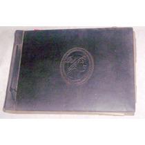Raro Album Fotografias 1937 Escola De Comercio Álvares Pente