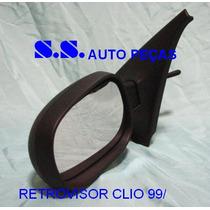 Retrovisor Espelho Renault Clio 99 00 01 02 03 04 05 Á 2011