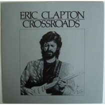 Box Eric Clapton - Crossroads (4 Cd + Book) Box Grande !!