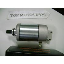 Motor Arranque Partida Moto Cbr 450 Sr