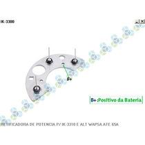 Placa Retificadora 55a Diodo 35a Corcel Ii - Ikro