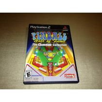 Pinball Hall Of Fame The Gottlieb Collection(sony Play2,2004