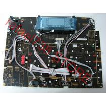Placa Painel Frontal Para System Som Sony Mhc-gtr8 Nova