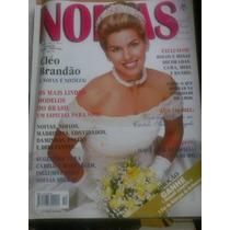 Revista Noivas Ano Ii Vol. 2 Nº 10 - Cléo Brandão - F/gratis
